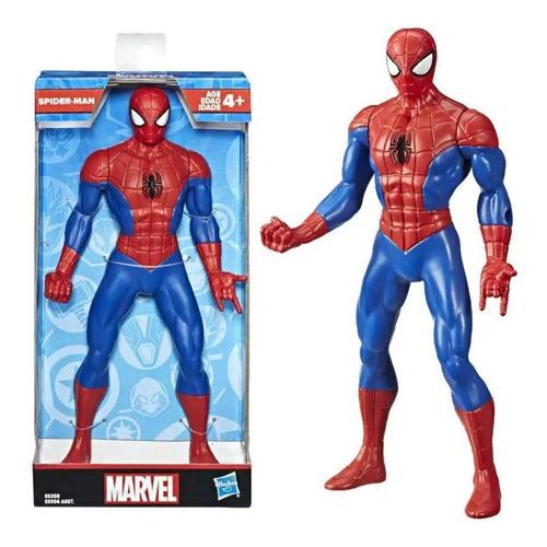 Boneco Marvel Olympus Homem Aranha