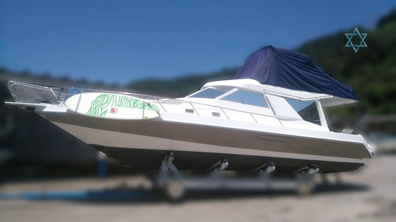 Lancha Dawal 42 Iate Barco N Azimut Phantom Intermarine