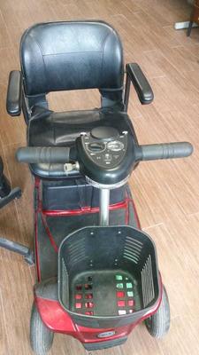 Cadeira \ Quadriciclo Motorizado Revo