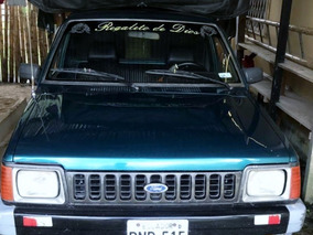 Ford Courier Flamante 2000cc