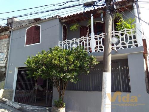 Casa Sobrado Em Santo Antônio  -  Osasco - 43972