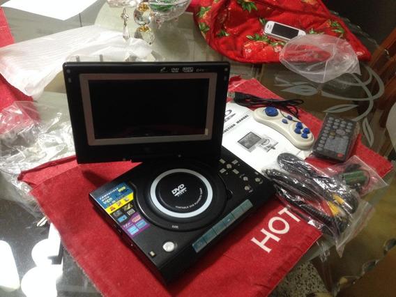 Dvd Portable Player Tv Tuner