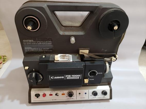 Projetor Antigo Canon Ps-1000 Produtos Vintage