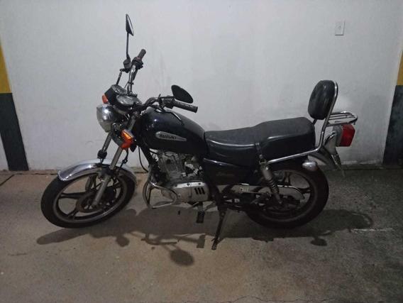 Intruder 125cc 2005