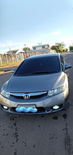Honda Civic 2009 1.8 Lxs Flex 4p