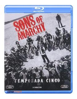 Hijos De La Anarquia Sons Of Anarchy Temporada 5 Bluray