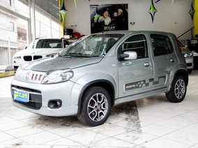 Fiat Uno Sporting 4pts 1.4 Flex 2012
