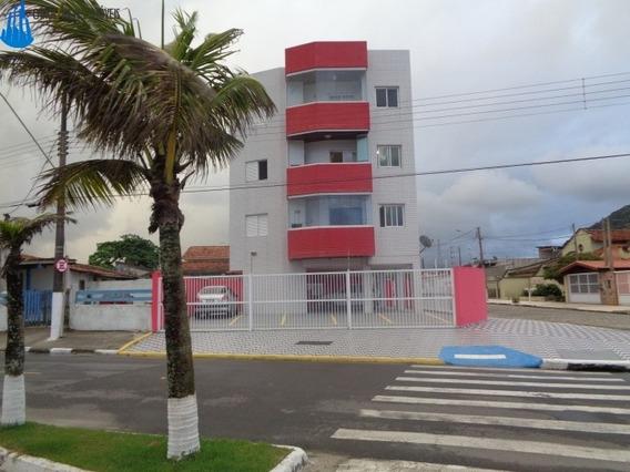 2724-apartamento Frente Ao Mar Aceita Financiamento Bancário