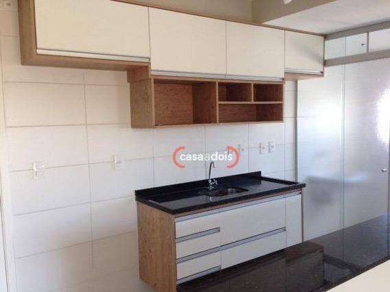 Apartamento Com 2 Dormitórios Para Alugar, 60 M² Por R$ 1.100,00/mês - Parque Bela Vista - Votorantim/sp - Ap0540
