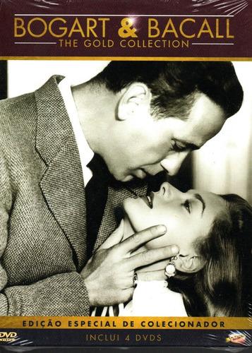 Dvd Box Bogart Bacall Gold Collection Classicline Bonellihq