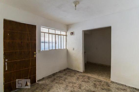 Casa Para Aluguel - Itaquera, 1 Quarto, 50 - 893070493