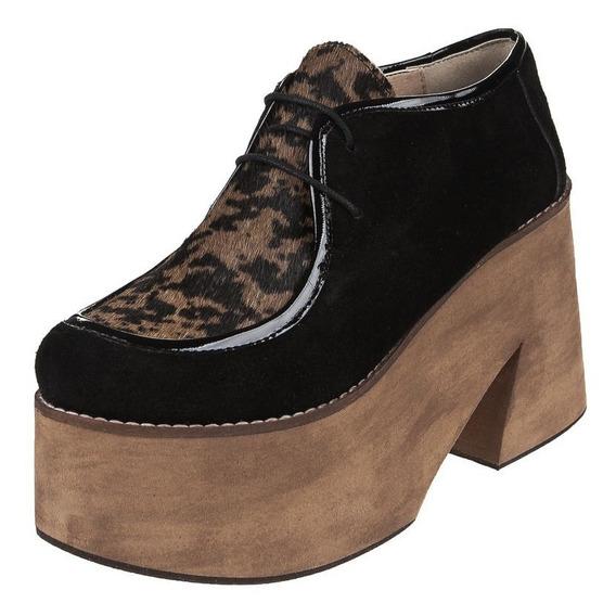 Zapatos - Calzados Pepe Cantero - Plataformas - Animal Print