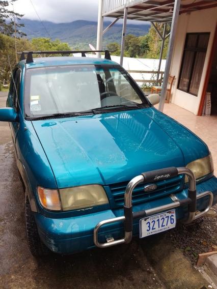 Kia Sportage Carro Muy Económico