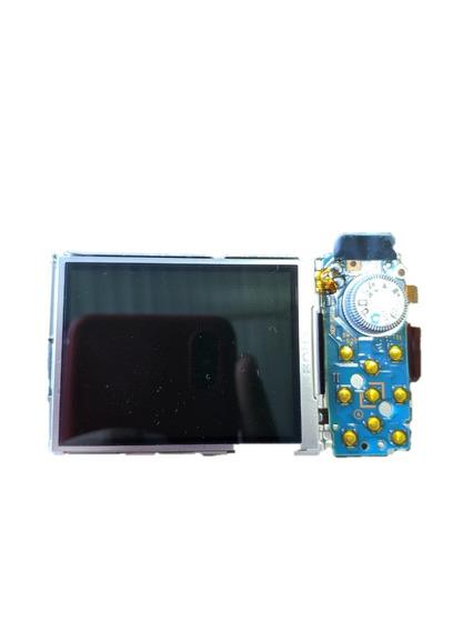 Lcd Câmera Sony Dsc-w120