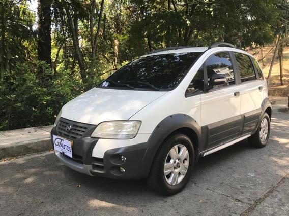 Fiat Adventure Locker Mt 2011