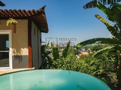 Imagem 1 de 9 de Casa Em Rio De Janeiro - Itanhangá