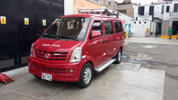 Se Vende Minivan 11 Pasajeros, Conservada