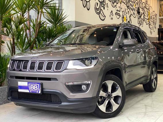 Jeep Compass Longitude Flex 2018 Automatico 15.000km