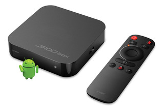 Consola X-view + Tv Box S Plus Xview