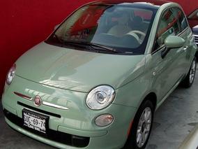Fiat 500 1.4 L Easy Mt Como Nuevo.