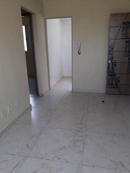 Apartamento Com 2 Quartos Para Alugar No Cabral Em Contagem/mg - 47159