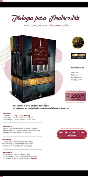 Teologia Para Pentecostais