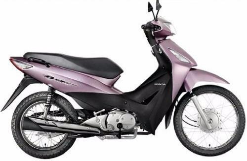 Imagem 1 de 10 de Honda Biz Es 2012