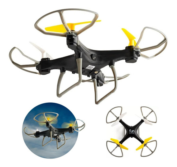 Drone Alcance De 50m Flips 360° C/controle Es253 Multilaser