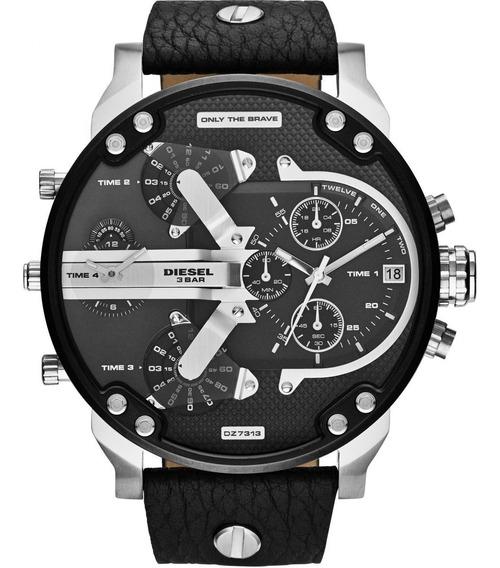 Reloj Diesel Dz7313 Mr. Daddy - 100% Nuevo Y Original Caja