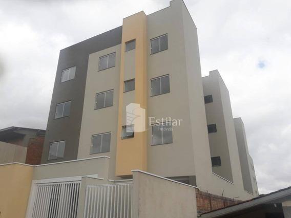 Apartamento 01 Quarto No Cruzeiro, São José Dos Pinhais. - Ap2134