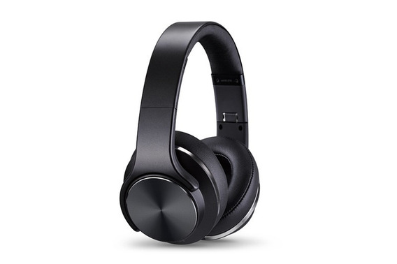 Fone Headphone Bluetooth Nfc Sodo Mh1 Cx De Som