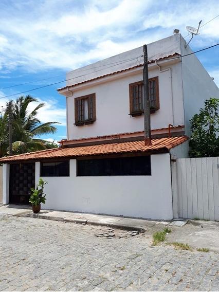 Casa Triplex Com 05 Quartos Em Tamoios, Cabo Frio.