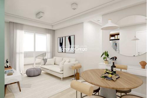Apartamento Á Venda 2 Dorms, Vila Anastácio, Sp - R$ 673 Mil - V1588