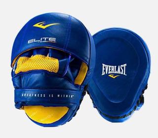 Manopla De Piel Profesional Elite Leather Mantis Punch Mitts