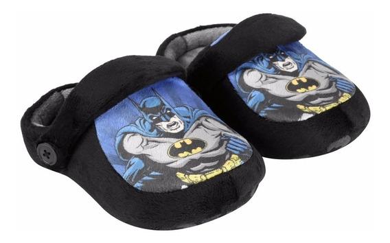 Pantufa Chinelo Batman Kick - Ricsen