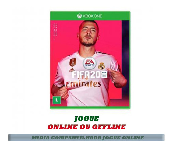 Fifa 20 X Box One Offline