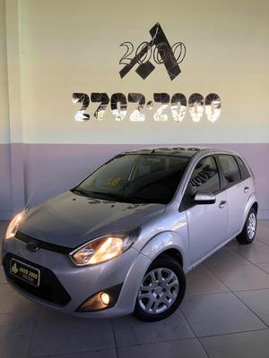 Ford Fiesta 1.6 Rocam Se Flex 5p 2014 Completo Muito Novo