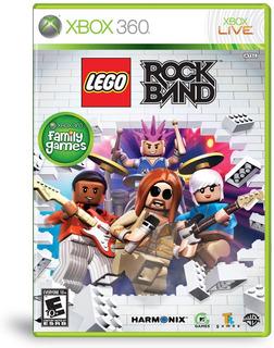 Rock Band Lego Xbox 360