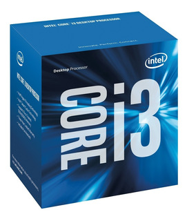 Procsador 3,9 Ghz Intel I3-7100 Dual-core Lga1151