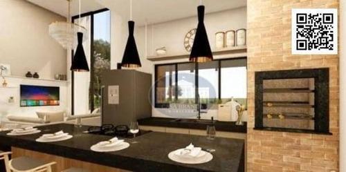 Imagem 1 de 14 de Casa Com 3 Dormitórios À Venda, 136 M² Por R$ 530.000,00 - Residencial Barcelona - Araçatuba/sp - Ca1750