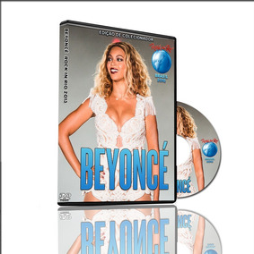 Dvd Beyoncé Ao Vivo Rock In Rio 2013
