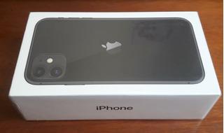 iPhone 11 Preto 128 Gb [lacrado Na Caixa!!!]