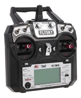 Sistema De Radio Rc Flysky Fs-i6x Con Receptor Ia10b De 10ch