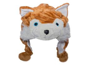 Touca De Bichinho Infantil Lobo