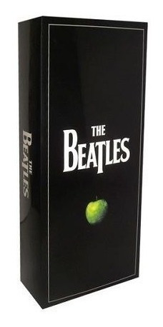 Cd Box The Beatles Stereo 16 Cds & 1 Dvd