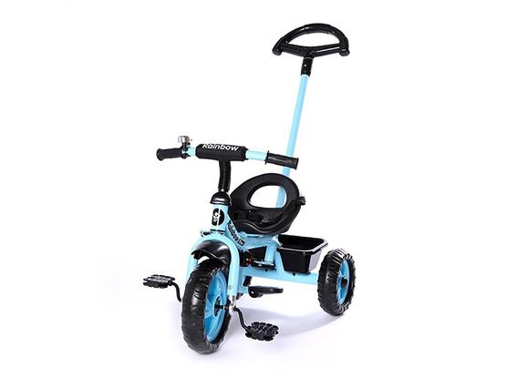 Triciclo Con Manija Direccional Bankshee Rainbow.