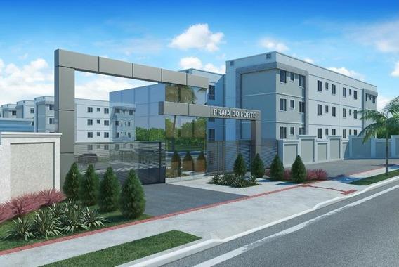Apartamento Em Ponta Negra, Natal/rn De 45m² 2 Quartos À Venda Por R$ 154.900,00 - Ap264969