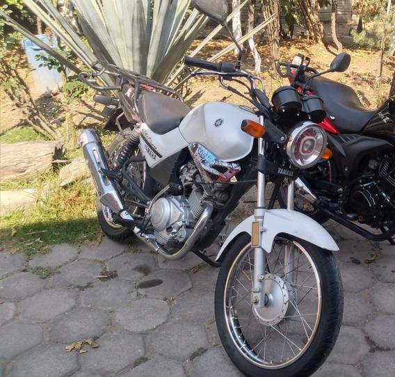 Yamaha Ybr 125 Mod. 2012