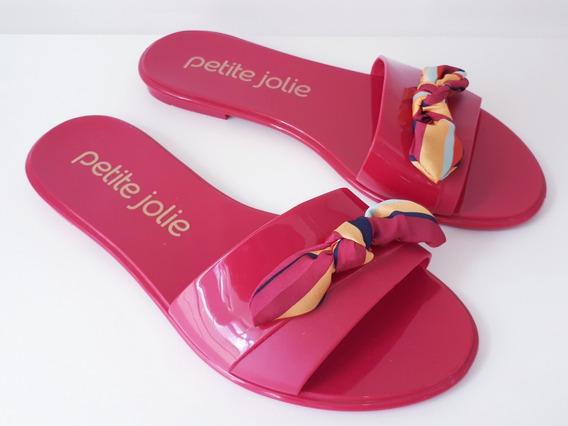 Chinelo Petite Jolie J Lastic Surreal Power Pink
