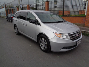 Honda Odyssey Touring Limited Full Equipo 2012 (impecable)